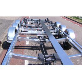 Aluminum loopplanken voor alle types