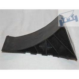 Wielkeg kunststof 230x92 (zwart)