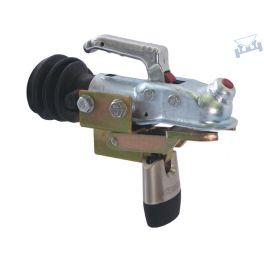 Anti-diefstalslot Doublelock type (E) WAK 35, SCM gekeurd