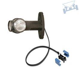 Markeringslamp Aspöck LED Superpoint 3 kort bestuurder&bermzijde