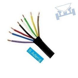 Kabel 8 aderig