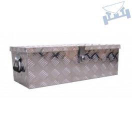 ACTIE! Accu-spanband kist aluminium type 760